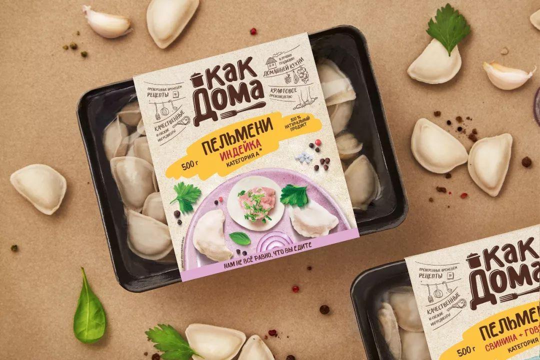 2019国外创意的食品包装设计图片欣赏