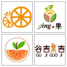 关于水果店的LOGO设计