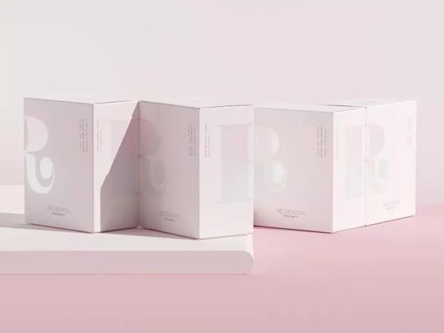 2019高大上的化妆品包装设计,令人一见倾心