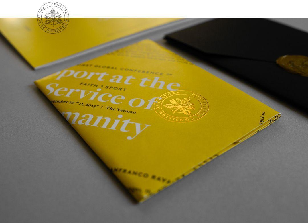 2019创意好看的邀请函设计图片欣赏,客人想不参加都难