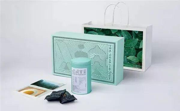 2019高档茶叶包装,令人百看不厌的茶叶包装设计欣赏