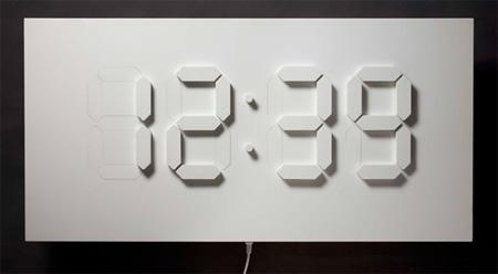 22款国外时尚的创意时钟设计图片欣赏