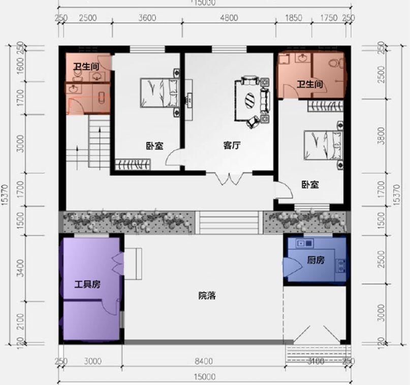 2019农村住宅大门设计图片欣赏,农村住宅大门设计图片免费下载