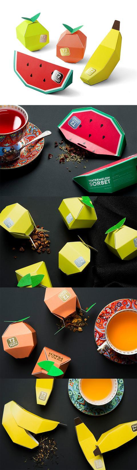 简单大方的茶叶包装设计,用户看了想不买单都难