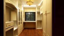 古典欧式风格《走廊衣帽》效果图