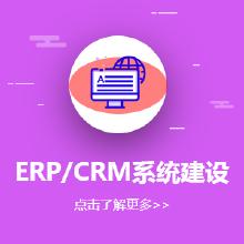 威客服务:[128131] ERP / CRM 系统建设