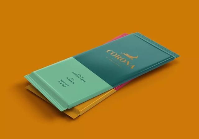 国外优秀的巧克力包装设计案例欣赏