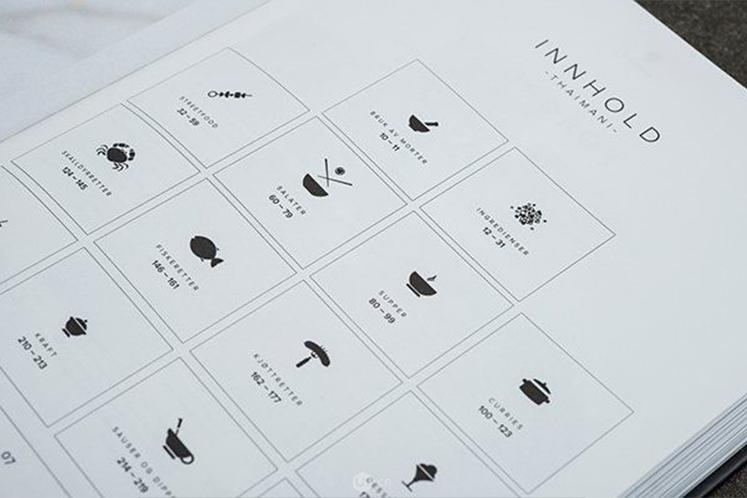 杂志画册目录设计