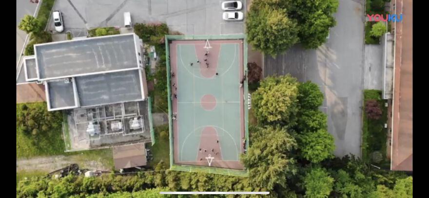 韩国全州大学篮球队宣传片