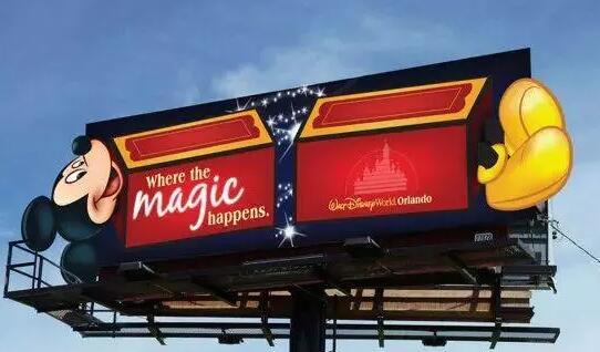户外广告牌的设计要点