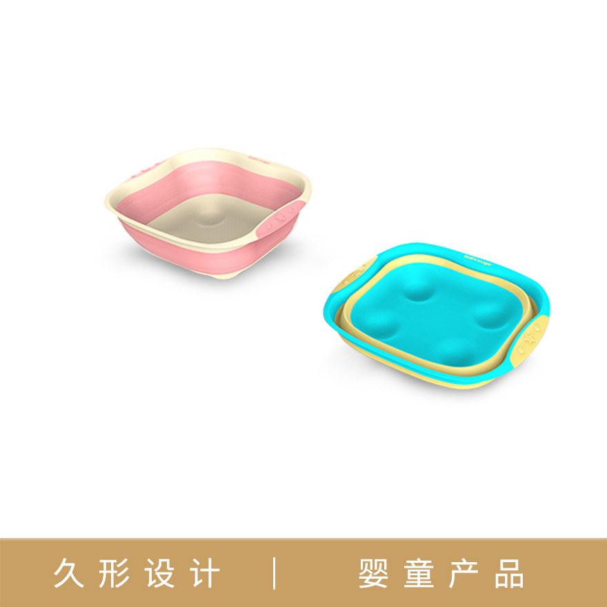 久形婴童产品外观/结构设计