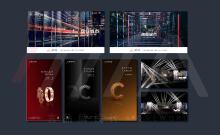 招商蛇口·城市主场主画面及推广画面设计