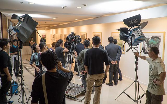 这群北影毕业的影视爱好者 组团创业立志打造高品质作品