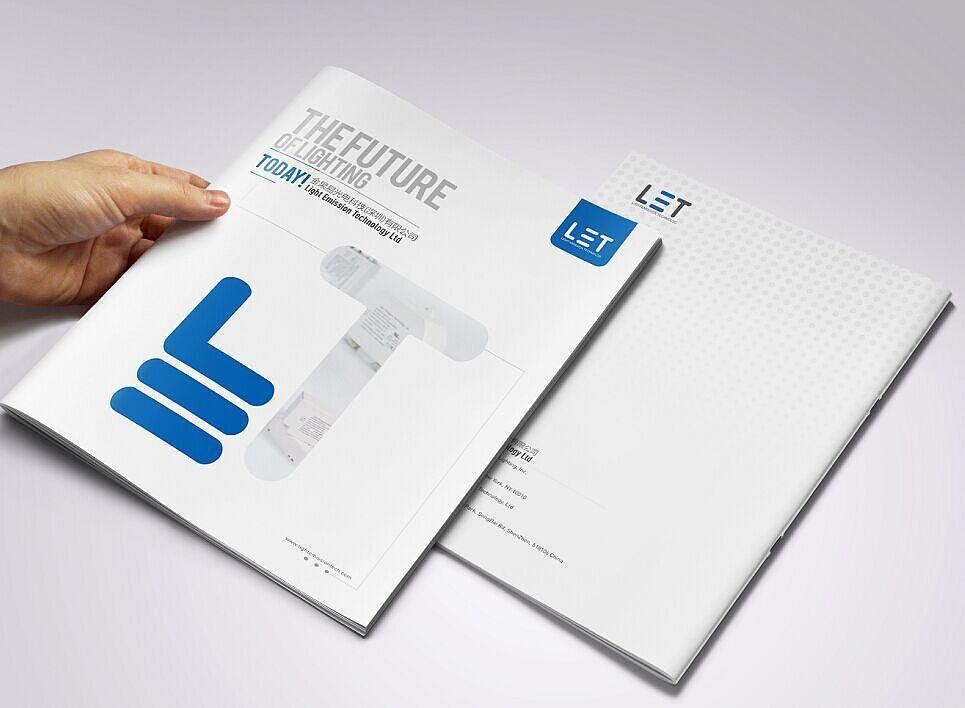 杂志画册设计排版
