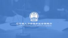 辽宁省人社厅劳动仲裁管理系统