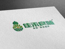 农业供应链logo设计