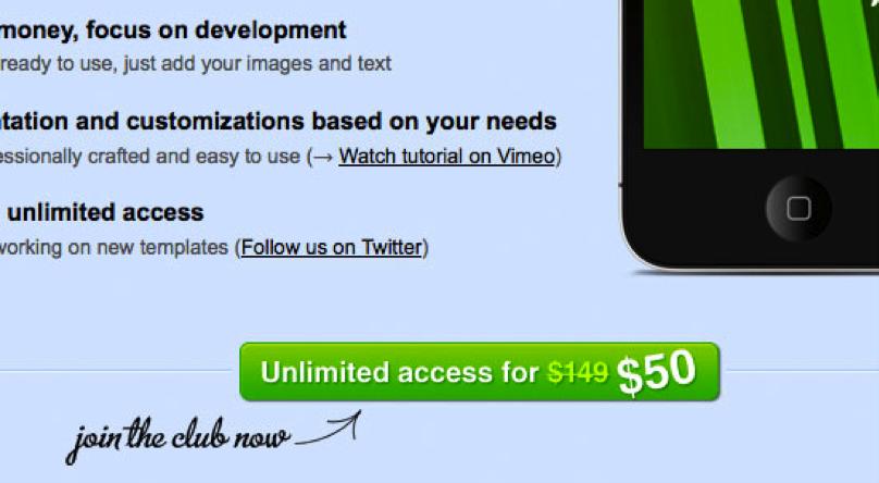 网页按钮设计
