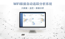WIFI数据自动追踪分析系统