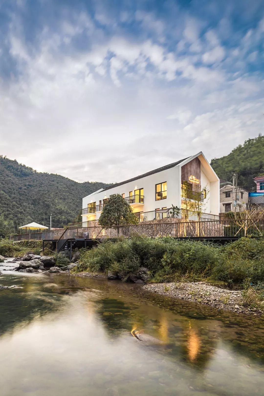 乡村创意主题民宿设计案例