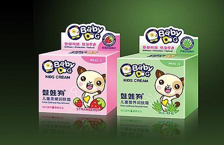 婴童用品包装设计