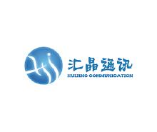 汇晶通讯logo设计