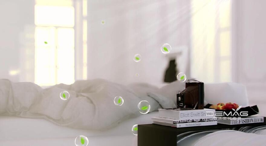 萨维奥坦森空气净化器产品宣传片