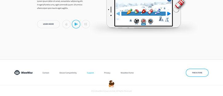 网站页脚设计小技巧