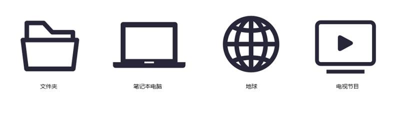 软件系统图标设计四准则
