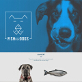 FISH FOR DOGS 品牌VI设计