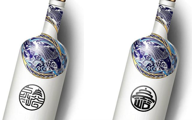 白酒品牌LOGO設計