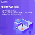 《丰麟云》-原生APP、PC、H5、小程序、抖音、头条、微信、支付宝、百度、QQ众筹商城