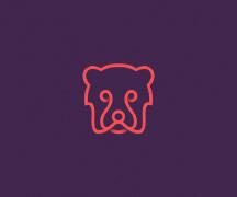线描风格动物创意logo设计大赛作品欣赏