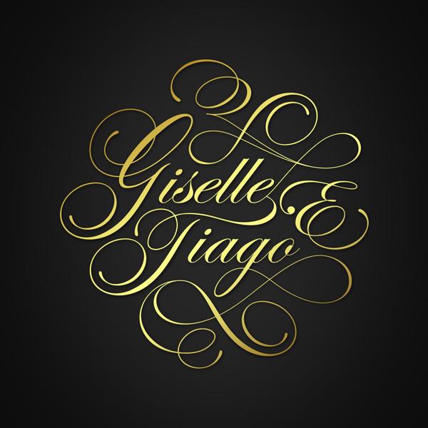 国外结婚创意logo标志设计作品欣赏