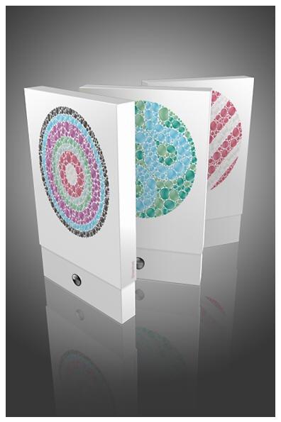 微软产品CD包装封面设计
