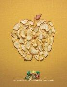 一组精美的食品薯片广告设计图片欣赏