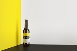 如艺术品啤酒包装——酒瓶设计