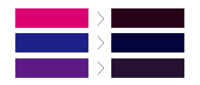 配色的时候我们是怎么思考的?