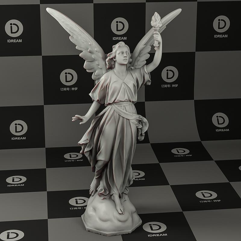 纯干货:种梦C4D宝典——高级材质渲染案例(二)