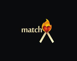 45个心形的创意Logo设计案例
