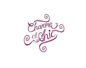 15个草书形态的创意Logo设计