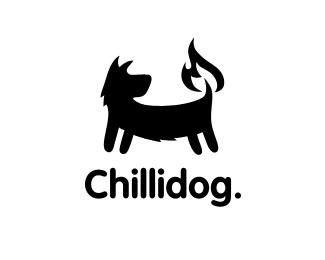 国外黑白创意logo设计图案