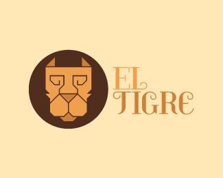 12个以老虎为主题的创意Logo设计