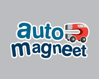 20个关于车的创意Logo设计