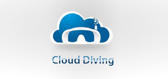 20个以云为主题的创意Logo设计