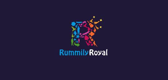 50个字母缩写的logo欣赏——logo创意设计图片