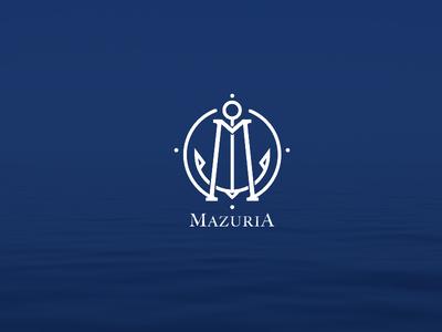 17个以船锚为主题的创意logo设计
