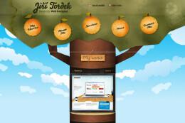 网站导航创意设计案例