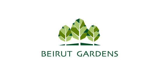 25个以植物为主题的创意logo设计图片