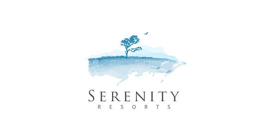 旅游主题创意logo设计(二)