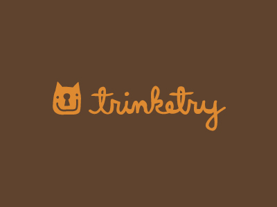 猫元素标志设计